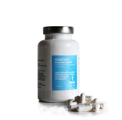 LANCYs Magnesium