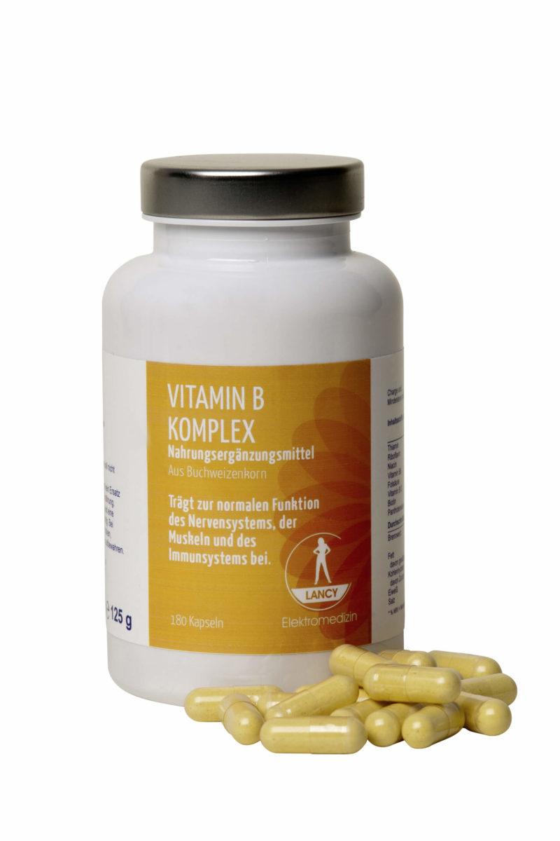 vitamin b komplex funktion