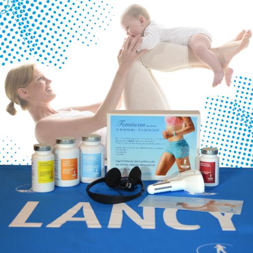 Beckenbodentraining mit Lancy Femiscan