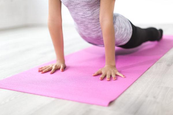 Lebenslanges Beckenbodentraining kann Inkontinenz und Blasenschwäche verhindern.