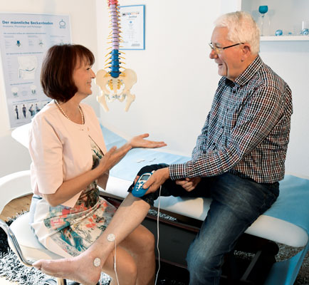 Tibial Nerv Therapie